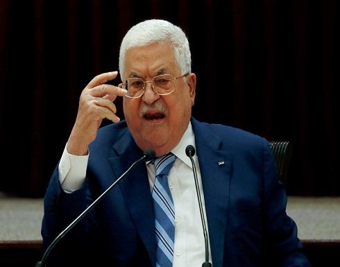عباس يؤكد ضرورة وقف العدوان الإسرائيلي في القدس والضفة الغربية
