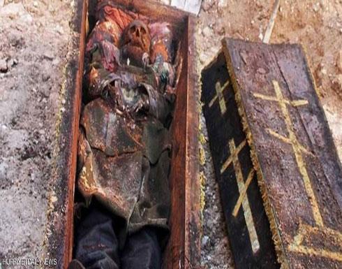 """تركيا مجبرة على دفن جثة """"ضابط القرن الـ19"""""""