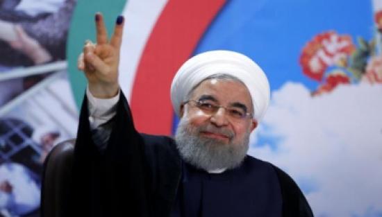 إيران: حسن روحاني يقترب من ولاية رئاسية ثانية
