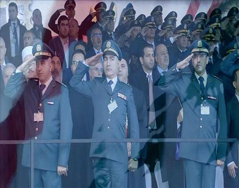 لبنان يحتفل بعيد استقلاله الـ 75 بعرض عسكري