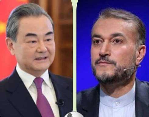 بكين وطهران تشددان على ضرورة تشكيل حكومة شاملة في أفغانستان