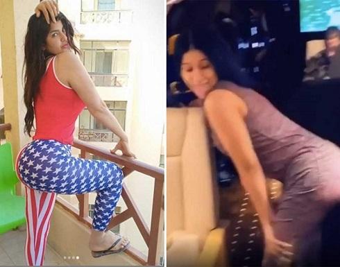 سما المصري تريد الهجرة من مصر بسبب فيديو رقص!