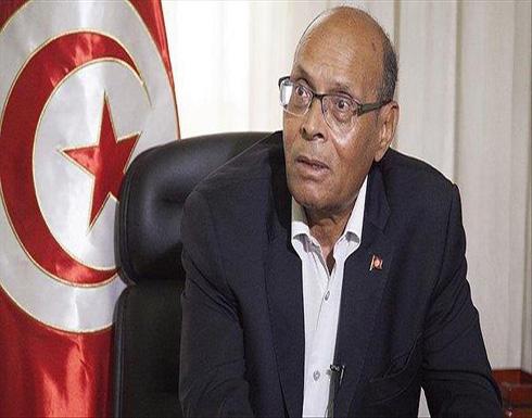المرزوقي: المصادقة على قانون للمصالحة آخر نقطة في قوس غلق الثورة التونسية