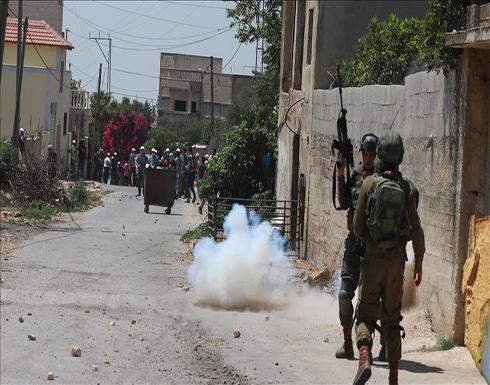 لليوم الثاني.. مواجهات بين فلسطينيين والجيش الإسرائيلي بالضفة