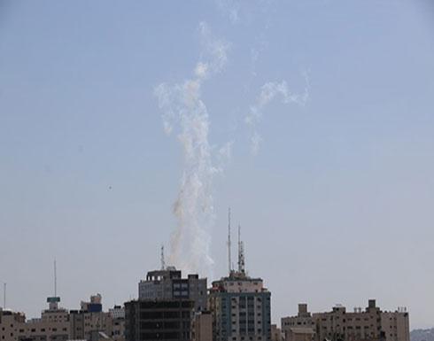 غارات إسرائيلية تستهدف مواقعا للمقاومة شرق قطاع غزة