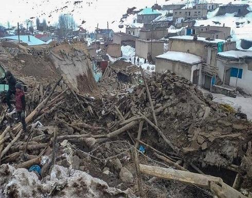زلزال يضرب جنوب غربي إيران.. جرحى وأضرار واسعة النطاق