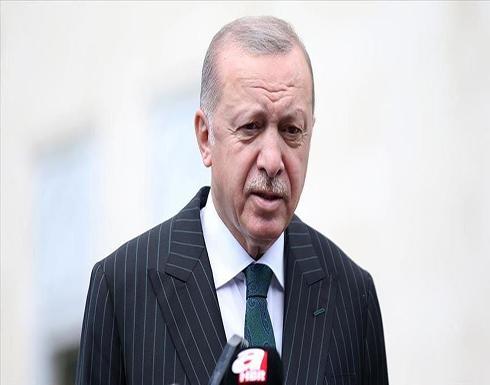 أردوغان: سنواصل تحمل المسؤولية التي أخذناها على عاتقنا في ليبيا