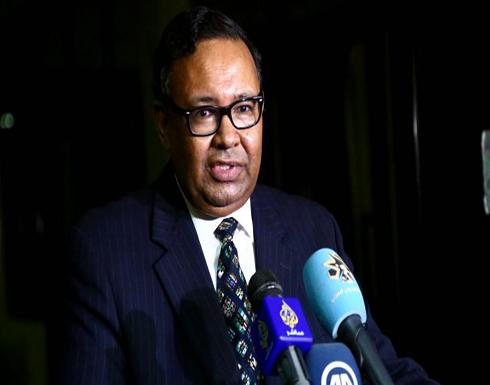 إقالة الناطق باسم الخارجية السودانية بعد تصريحاته عن التطبيع مع إسرائيل
