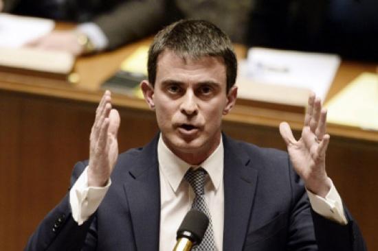 رئيس الحكومة الفرنسية : فرنسا لن تنفي  التواجد اليهودي في القدس