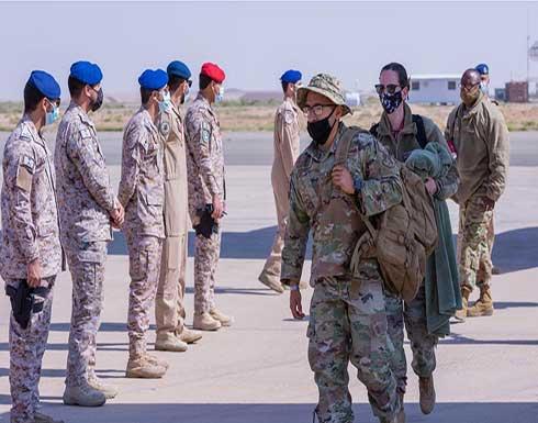"""انطلاق تمرين """"التنين"""" السعودي الأمريكي المشترك .. بالفيديو"""