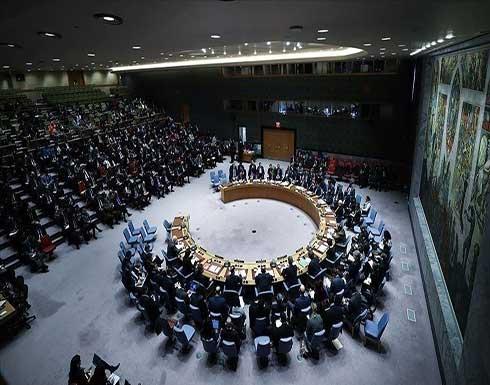 """مجلس الأمن الدولي يدين استهداف بعثة """"مينوسما """" في مالي"""
