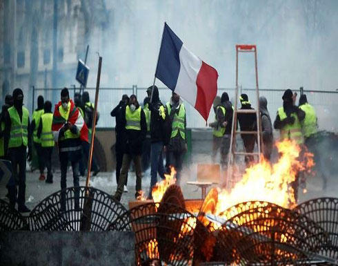 مجلس النواب الفرنسي يقر قانونا يشدد قواعد التظاهر