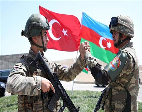 تركيا وأذربيجان تستعدان لمناورات عسكرية شتوية