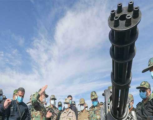 """الجيش الإيراني يؤكد مراقبة """"أدنى تحرك"""" عند الحدود مع أفغانستان"""
