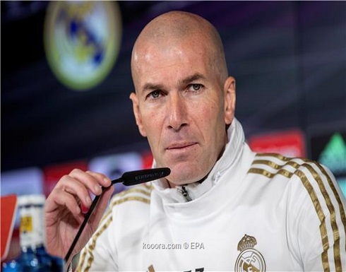 زيدان مهدد بكابوس جديد قبل ديربي مدريد