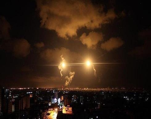 مقاتلات إسرائيلية تشن غارات على مواقع بقطاع غزة