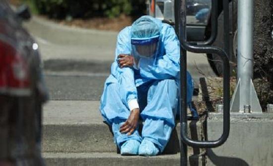 تسجيل 14 وفاة و 636 اصابة بفيروس كورونا في الاردن