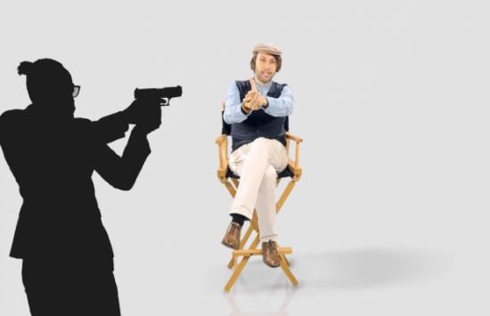 ما قصة الفيلم الذي قد يكون السبب بطعن المخرج محمد بايزيد؟