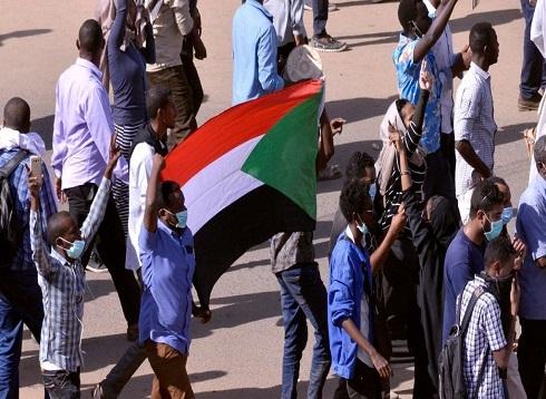 """الاحتجاجات في السودان: الشرطة تطلب من قواتها """"عدم التعرض للمواطنين والتجمعات السلمية"""""""