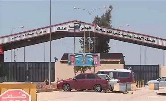إعادة افتتاح معبر جابر مع سوريا رهن اتفاق ترتيبات العبور