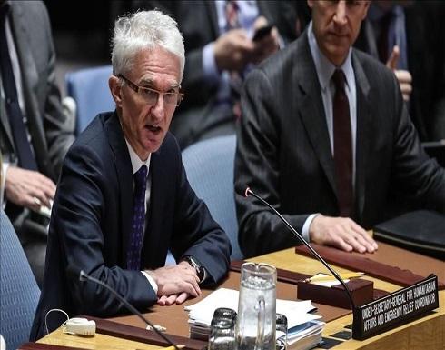 مسؤول أممي يحذر من فشل تمديد آلية إيصال المساعدات إلى سوريا