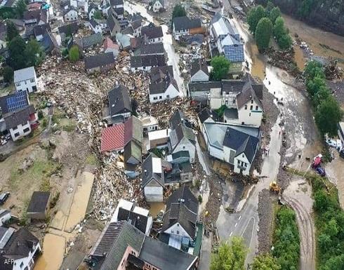 غضب الطبيعة يتفجر في أوروبا.. فيضانات وقتلى ومفقودون