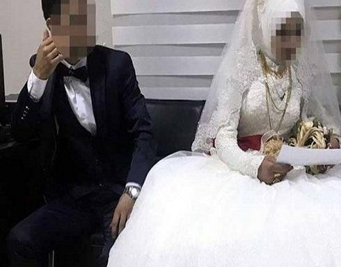 """تركيا.. الشرطة اقتحمت الفرح وأنقذت """"العروس"""" باللحظة الأخيرة"""