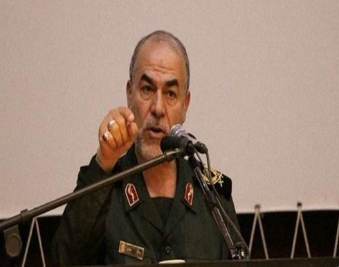 """قيادي بالحرس الثوري: المتظاهرون الإيرانيون """"رعاع"""""""