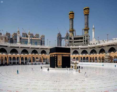 رفع الطاقة التشغيلية للمسجد الحرام خلال شهر رمضان المبارك