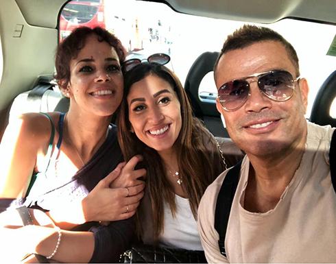 شاهد : ابنة عمرو دياب تثير ضجة عارمة بظهور جديد …هل غيرت ديانتها ؟