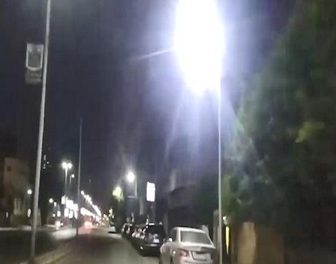 شاهد : حظر التجول في مصر