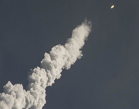 الجيش الإسرائيلي: اعتراض صاروخ جرى إطلاقه من غزة