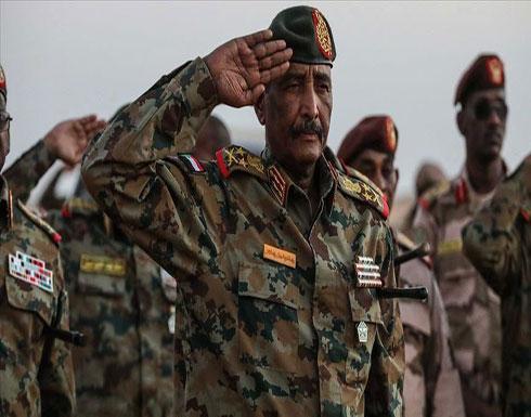 """البرهان: لإسرائيل دور في رفع اسم السودان من """"الدول الراعية للإرهاب"""""""