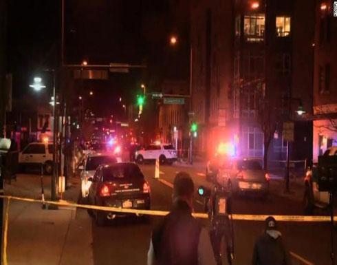 إطلاق النار على 4 ومقتل واحد بوسط مدينة دنفر الأميركية