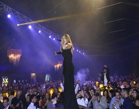 نيكول سابا تتعرض للإحراج على المسرح وتنسحب من حفلها بسبب موقف غريب!