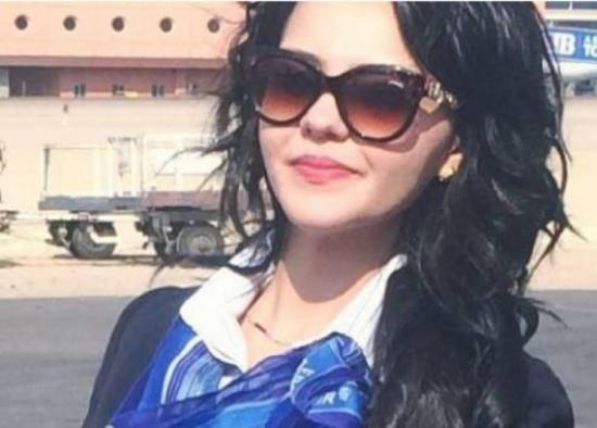 "صور| مضيفة مصر للطيران تحققت نبوءتها.. وماتت ""غرقا""!"