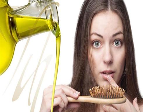علاج تساقط الشعر الدهني بالزيوت.. طرق منزلية