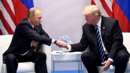 """لقاء بوتين مع ترامب في باريس سيكون """"قصيرا ومقتضبا"""""""