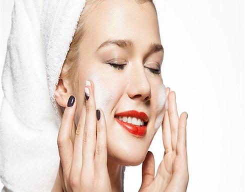 أفضل أنواع غسول الوجه وفق نوع البشرة