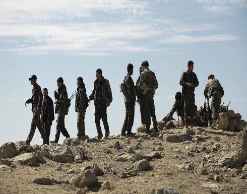 900 مقاتل أجنبي من تنظيم الدولة في قبضة أكراد سوريا