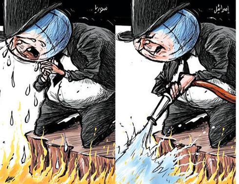 سوريا و اسرائيل