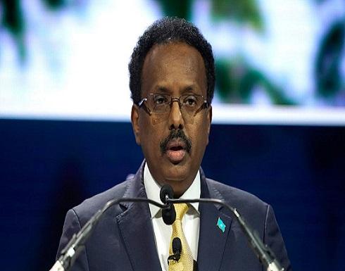 ممثل مرشحي الرئاسة في الصومال  : الرئيس انتهت ولايته