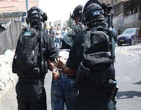 الجيش الإسرائيلي يعتقل 9 فلسطينيين بالضفة