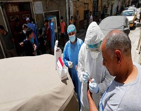 العراق يسجل 781 إصابة و21 حالة وفاة