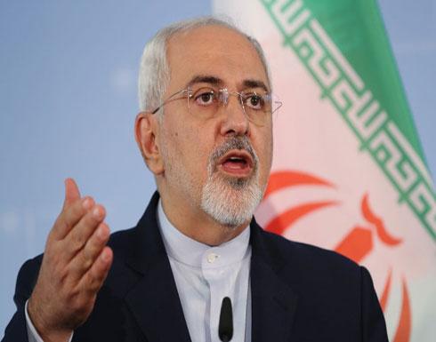 """ظريف: ادعاءات بريطانيا حول اعتراض قوارب إيرانية لناقلة بريطانية """"لا قيمة لها"""""""
