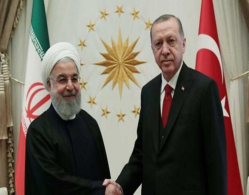 روحاني لأردوغان: يجب التصدي الحازم لإرهاب إسرائيل