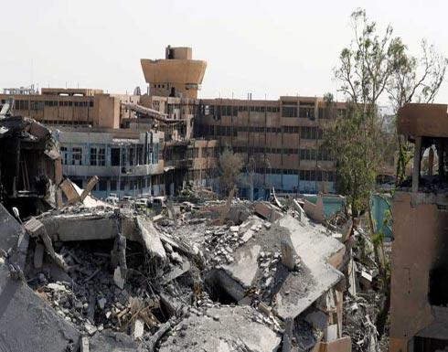 مدنيون عالقون في مدينة الرقة تحولوا إلى دروع بشرية لتنظيم الدولة