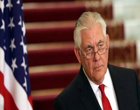 وزير خارجية أمريكا يقطع جولته الإفريقية بشكل مفاجئ ويعود إلى واشنطن