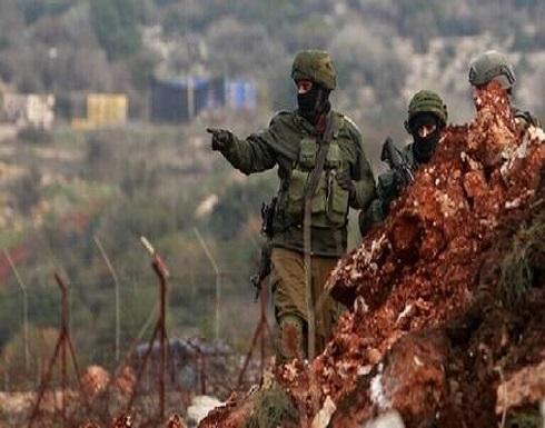 توتر على حدود جنوب لبنان بين الجيشين اللبناني والإسرائيلي .. بالفيديو