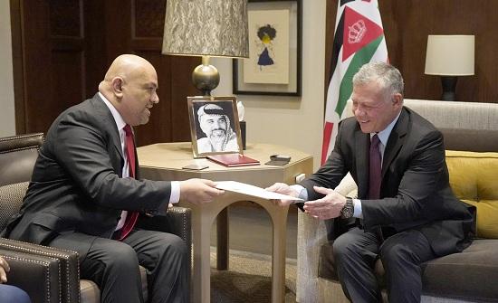 الملك عبدالله يستقبل وزير الخارجية اليمني